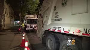 Department of Sanitation – CBS New York