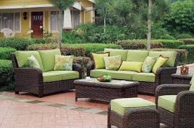 Cool Wicker Patio Furniture Cushions with Outdoor Cushions Outdoor