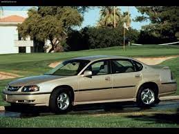 Chevrolet Impala 2000 Picture 7 Of 15