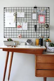 office wall storage systems. Home Office Wall Organizer Black Wire Iron Mesh Memo Storage Systems R