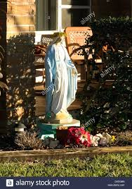 outdoor mary statue large grotto blessed virgin statues