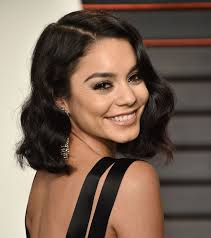 vanessa hudgens got a major hair makeover just in time for coaca glamour