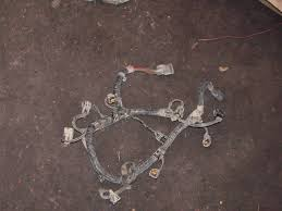 bronco efi 460 transplant silver fox motorsports Ford Efi Wiring Harness here is the part of the harness that lays over the engine it has the injector connectors, tps, coolant temp and iac connectors ford efi wiring harness conversion