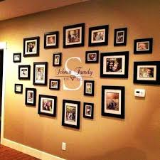 family tree photo frame diy picture frames ideas decorating surprising wall marvelous