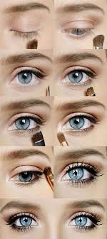 12 easy step by step natural eye make