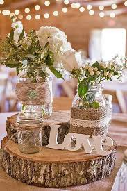 Rustic Themed Wedding Best 25 Rustic Wedding Decorations Ideas On Pinterest  Country