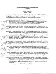 Word Annotated Bibliography Templates Free Download   Free     Doc Brackin