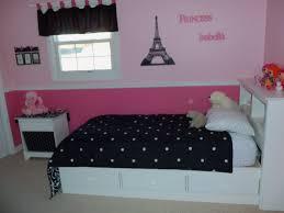 Paris Bedroom Accessories Black White And Pink Bedroom Ideas Monfaso