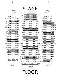 21 Precise Century Ii Concert Hall Seating Chart