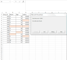 excel - Count blank cells in multiple column using array VBA ...