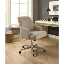 cool home office chairs. Serta Leighton Home Office Chair, Stoneware Beige Cool Chairs