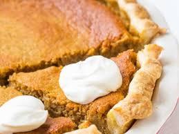 pumpkin mousse pie sweet savory