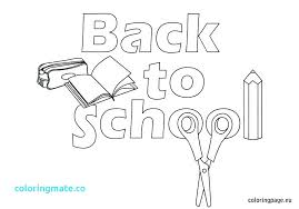 back to school coloring pages welcome sunday for preschoolers
