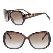 louis vuitton sunglasses. louis vuitton obsession gm sunglasses z0459w brown glitter louis vuitton