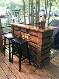 outdoor bar stool plans pallet outdoor bar outdoor bar patio bar furniture fresh patio furniture lovely