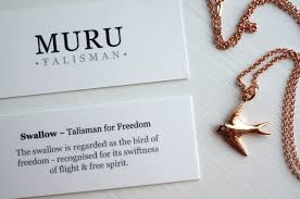 muru jewellery rose gold swallow necklace review thou shalt not covet