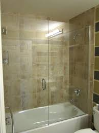 frameless bathtub shower doors tub shower doors frameless hinged glass tub doors