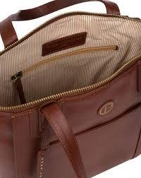 jura vintage cognac leather handbag bag