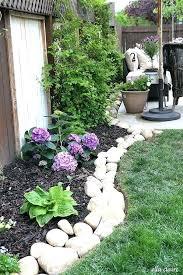 small river rock garden ideas backyard rock ideas backyard rock garden backyard rock garden designs alpine