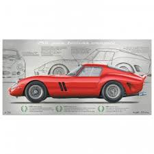 Choose your favorite vintage ferrari designs and purchase them as wall art, home decor, phone cases, tote bags, and more! Ferrari Prints Posters And Paintings Historic Car Art