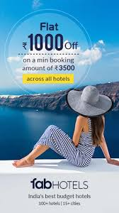 offers on FabHotels