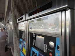 Marta Vending Machines Magnificent It's Cash Only For Some Marta Breeze Card Machines Decatur GA Patch