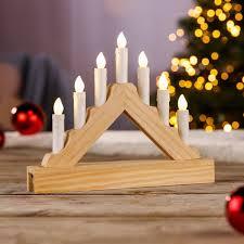 Led Lichterbogen Warmweiß Schwibbogen Fensterdeko Weihnachten Advent Beleuchtung