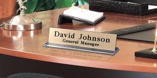 Office Name Plate Template Office Name Signs Template Name Plates Office Closing Signs Templates