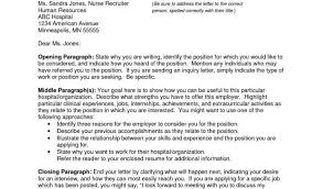Correct Format Of A Resume Or Nursing Resume Examples New Grad