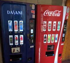 Vending Machine Contracts Unique Rutgers Ditches Pepsi Switches To CocaCola Without A Contract