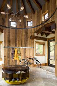 image of contemporary rustic lighting
