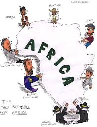the scramble for africa two views on european imperialism  the scramble for africa ""