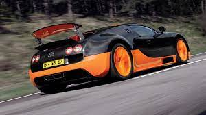 Production was limited to 30 units. Bugatti Veyron Super Sport Is Once Again The World S Fastest Production Car