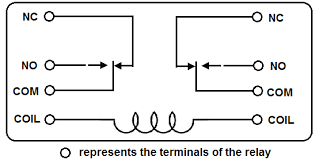 2 pole relay wiring diagram on 2 images free download images 2 Pin Relay Wiring Diagram how to connect a dpdt relay in a circuit 2 pin relay wiring diagram