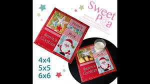 Sweet Pea Embroidery Designs Sweet Pea Christmas Sew A Long