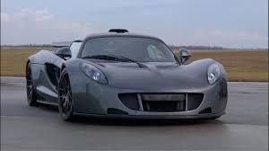 Bugatti chiron vs hennessey venom gt '16. Hennessey Venom Gt 0 300km World Record Run Tuned Youtube