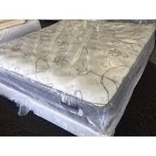 king pillow top mattress. Kluft_The-Bed-Lorimer-Plush-Pillow-Top-Mattress_L1.jpg King Pillow Top Mattress