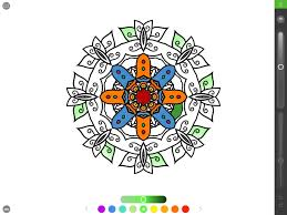 Best Solutions Of Printable Mandala Coloring App On Resume