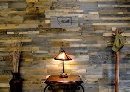 reclaimed wood paneling sustainable