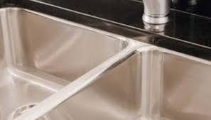 you may find silicone caulk around the base of your faucet