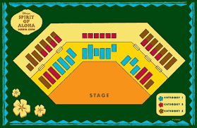 Aulani Luau Seating Chart Spirit Of Aloha Dinner Show At Luau Cove Menu Polynesian