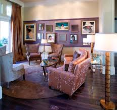 Hollywood Regency Living Room contemporary-living-room