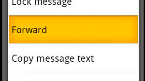 Android Forward Text Message Technipages