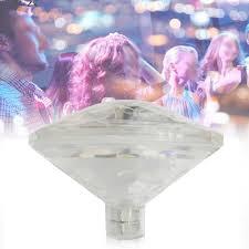 Baby Bath Disco Lights Led Underwater Floating Bulb Light Water Lamp Baby Bath Tub