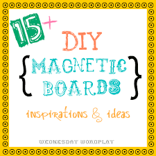 How To Make A Magnetic Memo Board Craftionary 22