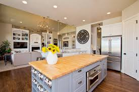 get the look modern meets rustic chic kitchen inspiration with regard to rustic chic kitchen intended