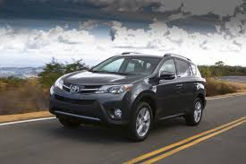 2014 Toyota RAV4: Blurring the Line Between Car and Crossover ...