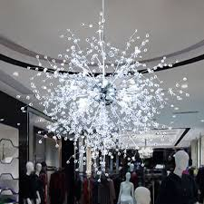 modern chandelier lovely find more chandeliers information about modern dandelion led and awesome chandelier