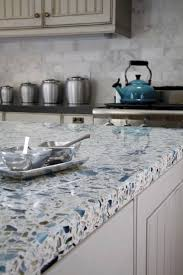 Diy Tile Kitchen Countertops 25 Best Ideas About Glass Countertops On Pinterest Glass