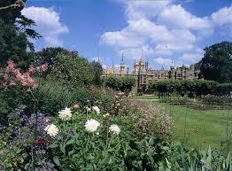 Knebworth House Garden